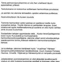 Aurejärven Pelimannit 10v s.3