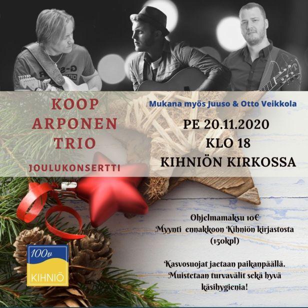 FB_IG Joulukonsertti Koop Arponen